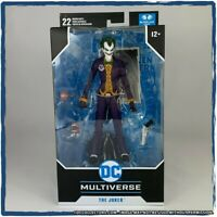 "McFarlane Toys The Joker Arkham Asylum Action Figure 7"" Inch DC Multiverse"