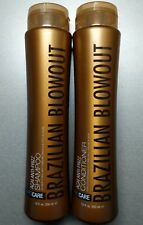 Brazilian Blowout Acai Anti-Frizz Shampoo and Conditioner DUO 12 oz. each NEW!!!