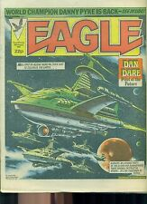 EAGLE weekly British comic book August 18 1984 VG+