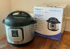 Instant Pot IP-DUO60 7-in-1 Electric Pressure Cooker. 6 litre + Accessories