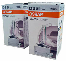 D3S OSRAM XENARC Classic 66340CLC 2 Stück 35W Xenon Made in Germany