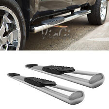 """4"""" Side Step Nerf Bar Running Boards Fit 05-15 Toyota Tacoma Access/Extended Cab"""