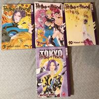 PetShop of Horrors Manga English Matsuri Akino Vol 3 7 10 Tokyo Vol 1