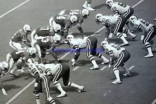 Buffalo Bills VS Miami Dolphins  Bermuda Triangle  9-7-1980 16X20 Photo NFL