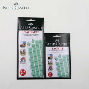 Faber castell Tack It Reusable & Removable Adhesive Glue For Home Office School