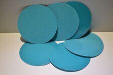 1 Klettbelag 115 mm selbstklebend Haftteller, Schleifteller, Haftscheibe