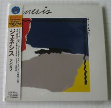 GENESIS - Abacab REMASTERED JAPAN MINI LP CD NEU VJCP-68104