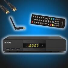 BEWARE HK540/HK490 digitaler DVB-S2 HD Sat Receiver HDTV Digiquest Wlan Stick