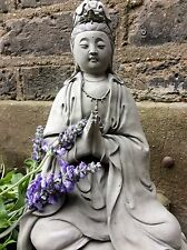 Large Divine KWAN YIN Statue For The Home Or Garden. From The Designer Sius