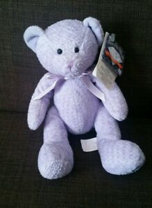Russ Berrie Bear of the month - October New With Tags