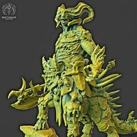 Chaos Beast Centaur Lord Huge 120mm Fantasy Miniature RPG Warhammer D&D AoS