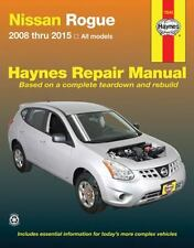 Haynes Repair Manual: Nissan Rogue Automotive Repair Manual : 2008 - 2015 by...