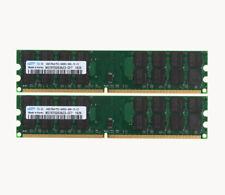 8GB 2x 4GB AMD DDR2 PC2-6400U 800MHz 240PIN DIMM Desktop-Speicher für Samsung