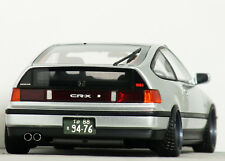 "1:18 OttO ""MK2 HONDA CR-X Si"" Buddy Club MODIFIED TUNING UMBAU Civic CRX SiR VT"