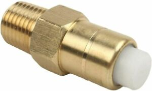 """Power Pressure Washer Thermal Relief Valve 1/4"""" NPT Thermal Relief Valve 145°F"""