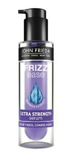 John Frieda Frizz Ease Extra Strength Serum 50ml for Thick, Coarse Hair