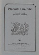 Storia Locale Proposte e ricerche  n. 57