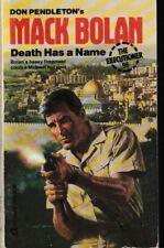 Executioner #96: Death Has a Name - PB 1986 - Don Pendleton - Mack Bolan