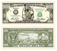 Set of 100 German Shepherd Dog Million Dollar Bill