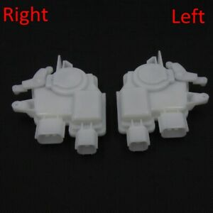 One Set Left/Right Side Door Lock Actuator for 05-09 Subaru Legacy, Outback