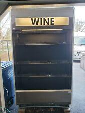 Commercial Open Beveragewine Refrigeration Case
