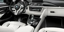 BMW OEM F30 F31 F34 F36 3 & 4 Series Piano Black Wood Interior Trim Individual