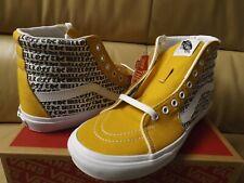 Vans Sk8 Hi (10oz/Otw) Women's Size 10 Shoes Mango Mjto VN0A4BV6SM9 NEW