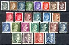 Ungeprüfte postfrische Briefmarken aus dem deutschen Reich (1933-1945)