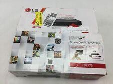 LG Streaming Audio Blu-ray Player Black BP175 NO REMOTE