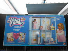 HEART FAMILY CASETTA HOUSE Mummy Mattel Vintage BARBIE