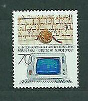 Alemania Federal Mail 1984 Yvert 1053 MNH