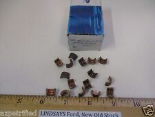 "16 PCS IN FORD BOX 1981/2002 ESCORT 4 CYL ENG. ""KEY"" (VALVE SPRING RETAINER)"