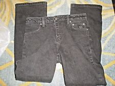 Harley Davidson black jeans women 4P 4 petite