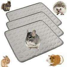 Pinvnby Guinea Pig Cage Liner Hamster Pee Pad Breathable Small Animal Bedding.