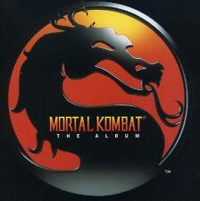 The Immortals, Morta - Mortal Kombat / Video Game (Original Soundtrack) [New CD]