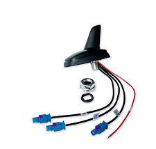 Antenne für AUDI VW ab 2004 Dachantenne Shark Radio Navi GPS Telefon Fakra male