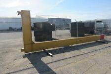 Gorbel 1 Ton Cantilevered Jib Crane 25 Swing 22 Trolley Travel Wall Mounted