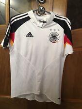 Germany National Team 2004 2005 Home Adidas Apu002 Bundesteam Ballack Seccor