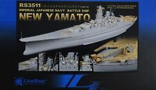 LION ROAR® RS3511 Big Detail Set for Tamiya Kit IJN Yamato in 1:350