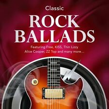 CLASSIC ROCK BALLADS 3CD SET - VARIOUS ARTISTS (New Release January 13th 2017)