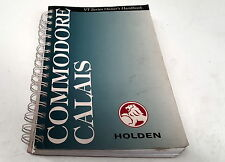 1997  HOLDEN COMMODORE VT Calais  Owners Manual