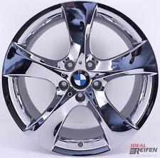 BMW 5er E60 E61 20 Zoll Alufelgen Styling 311 Original 5er Felgen CHROM NEU