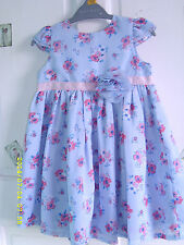 George Polyester Floral Clothing (0-24 Months) for Girls