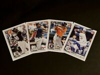 2020 Bowman Paper Base & Rookies RC (1-100) Bichette, Lux...Free Combined S/H