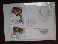 lot of 5 Vatican Fdc 1979 Cache Envelopes Poste Vaticane