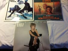 TINA TURNER -3 records- Private Dancer / Foreign Affair / We Don't Need Hero(45)