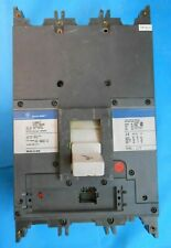 Ge Skha36At0800 Spectra Rms High Break Circuit Breaker 800 Amp 600V Recondtioned