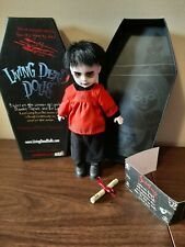 Mezco Toyz Judas Living Dead Dolls Series 15 Open Complete Goth Dolls
