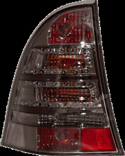 Back Rear Tail Lights LED Smoke For Mercedes S203 01-07 Estate Sw Station Wagon