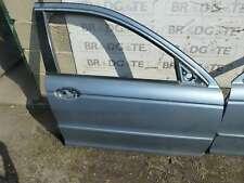 """FRONT RIGHT DRIVERS DOOR HANDLE Jaguar X-Type 2001-2010 /""""MIDNIGHT/"""" BLACK"""